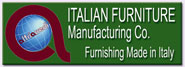 Italian furniture and home furnishing manufacturing co, we offer the best MADE IN ITALY furniture to USA suppliers and vendors...