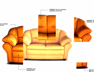 Italian leather home furnishing, designed and produce in Italy, high quality Italian leather to produce our LEATHER FURNITURE, Apply and become our International Distributor...