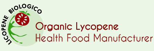 Health food manufacturing produced with organic lycopene, Italian organic health food products made in Italy, hearth health care and cardiovascular disease prevention products from an Italian manufacturer, dietary supplement food organic suppliers and health food pills to USA, Canada, Middle East and Europe health care European dietary food wholesale distributors. Supplement food manufacturer with organic lycopene for health care business to business, organic lycopene for health care, skin care, anti aging for wholesale business and industrial applications