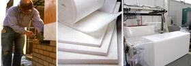 Produzione lavorazione prodotti industriali in poliestere for Tessuto isolante termico