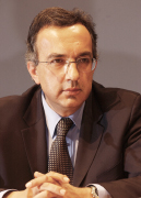 Sergio Marchionne, CEO Fiat Group, Chairman e CEO Fiat Group Automobiles SpA - Fiat History: Giovanni Agnelli founded Fiat in 1899 with several investors and led the company until his death in 1945, while Vittorio Valletta administered the day-to-day activities of the company. Its first car the 3 ½ CV (of which only eight copies were built, all bodied by Alessio of Turin) strongly resembled contemporary Benz, and had a 697 cc (42.5 cu in) boxer twin engine. In 1903, Fiat produced its first truck. In 1908, the first Fiat was exported to the US. That same year, the first Fiat aircraft engine was produced. Also around the same time, Fiat taxis became somewhat popular in Europe. By 1910, Fiat was the largest automotive company in Italy, a position it has retained since. That same year, a plant licensed to produce Fiats in Poughkeepsie, NY, made its first car. This was before the introduction of Ford's assembly line in 1913. Owning a Fiat at that time was a sign of distinction. A Fiat sold in the U.S. cost between $3,600 and $8,600, compared to US$825 the Model T in 1908