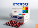 LYCOSPORT ORGANIC DIETARY SUPPLEMENT TO IMPROVE PERFORMANCE Lycosport with organic lycopene, produced in Italy by Pierre Group, is a nutraceutical dietary supplement for the improvement of sports performance. Lycosport is distinguished by its special formulation, consisting of a balanced mixture of natural compounds, antioxidants and amino acids that helps to improve athletic conditions