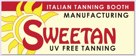 Perfect tan totally UV FREE process with the Sweetan booth, a natural tanning for all type of skins at not risks, the Sweetan Booth is a made in Italy technology used for salons, spas, hotels, cruisers, and any wellness place. Sweetan it is the only tanning booth in the worldwide market UV FREE process designed and patented using INFRARED lamps for it's natural SAUNA process. UV FREE tanning avoing cancer providing wellness and business for Spas, Esthetic centers, hotels, salon... We are looking for worldwide distributors